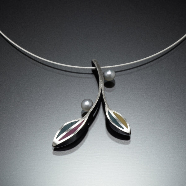 Bud Necklace - Kinzig Design Studios