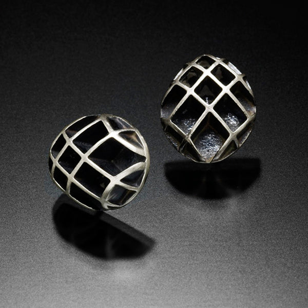 Honeycomb Earrings - Kinzig Design Studios