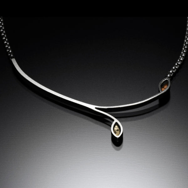 Stem Necklace - Kinzig Design Studios