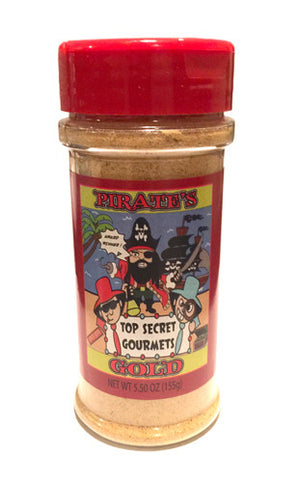 Pirate's Gold • 5.5oz Bottle