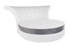 Cama Redonda Kontempo Sea Shell