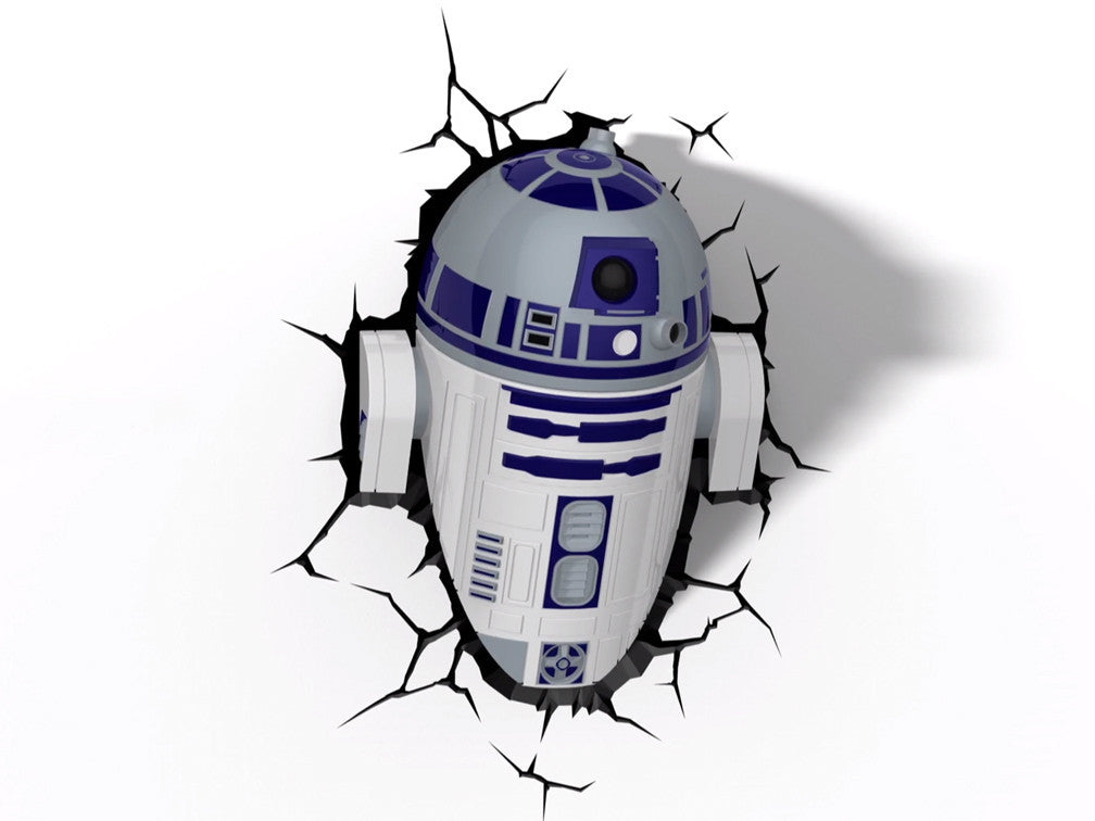 Lámpara Infantil Funny Light R2-D2