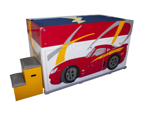 Cama Infantil Individual Dreams Flash
