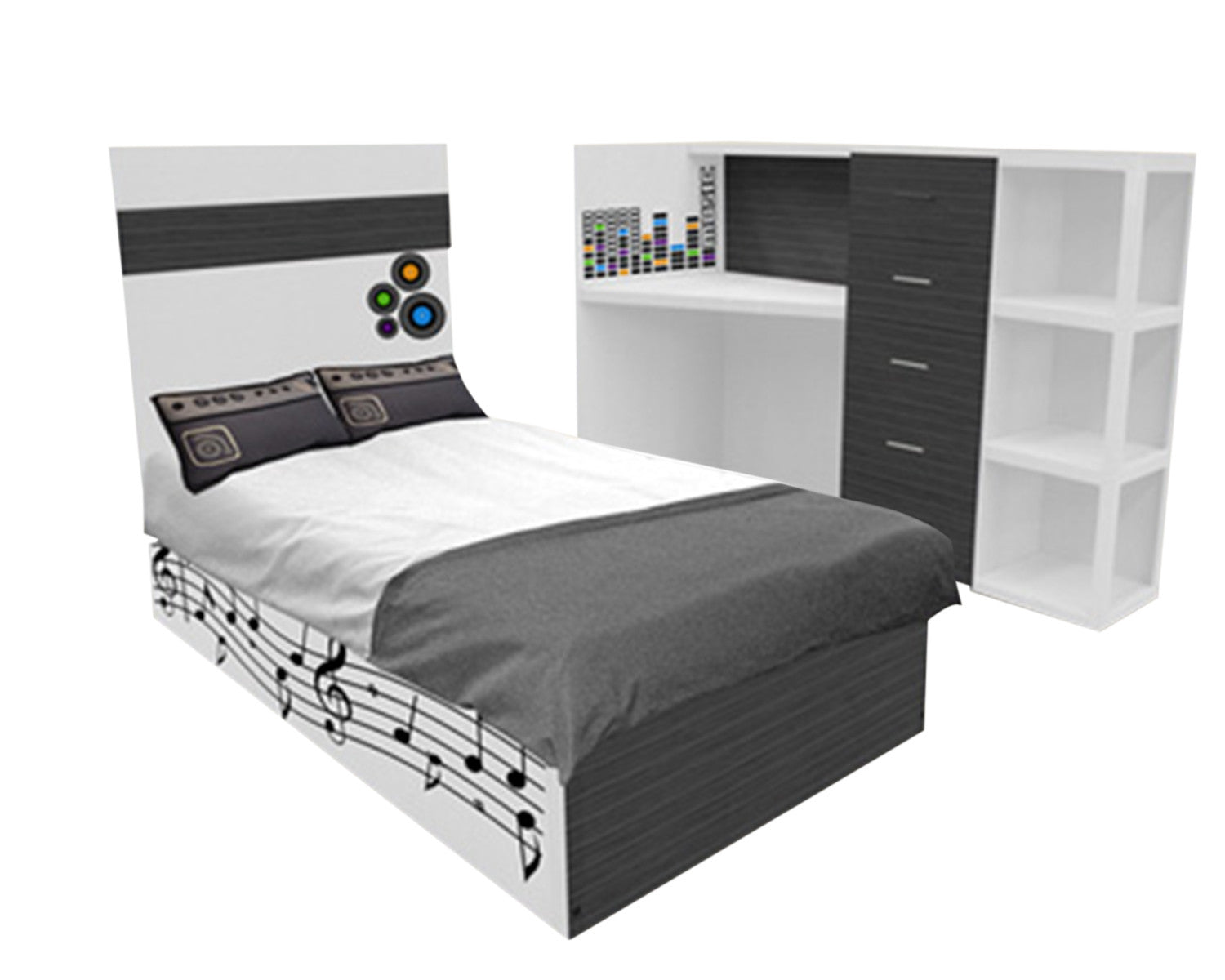 Cama Juvenil Dreams Music