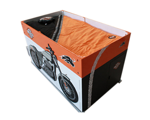 Cama Individual Infantil Dreams Ride