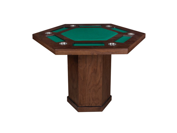 Mesa de Poker Hexagonal Kontempo