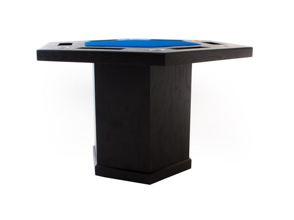 Mesa de Poker Hexagonal Kontempo Negro