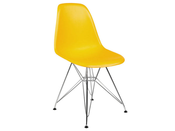 Silla estilo eames jaden yess got muebles for Muebles contemporaneos monterrey