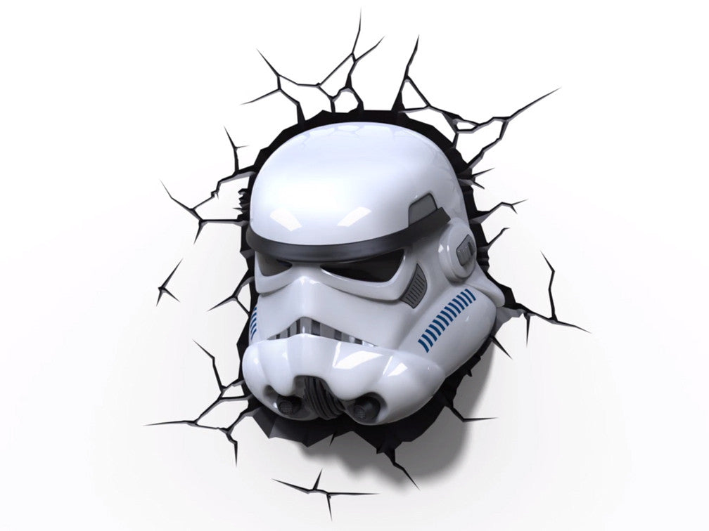 Lámpara Infantil Funny Light Storm Trooper