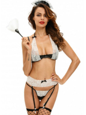 Kinky French Maid