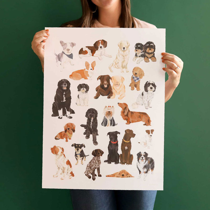 Pup Poster Print