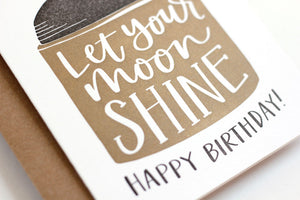 Moonshine Birthday