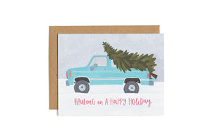 Hauling Truck Holiday