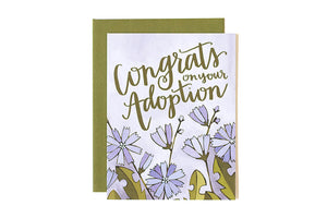 Congrats Adoption Floral