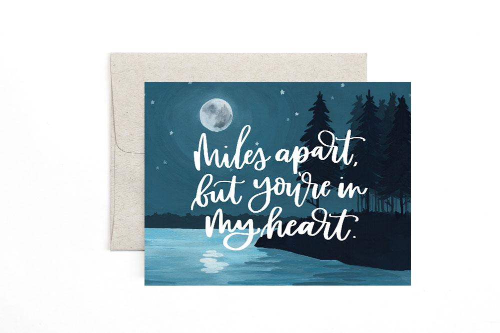 GREETING CARDS | Just Because - 1canoe2