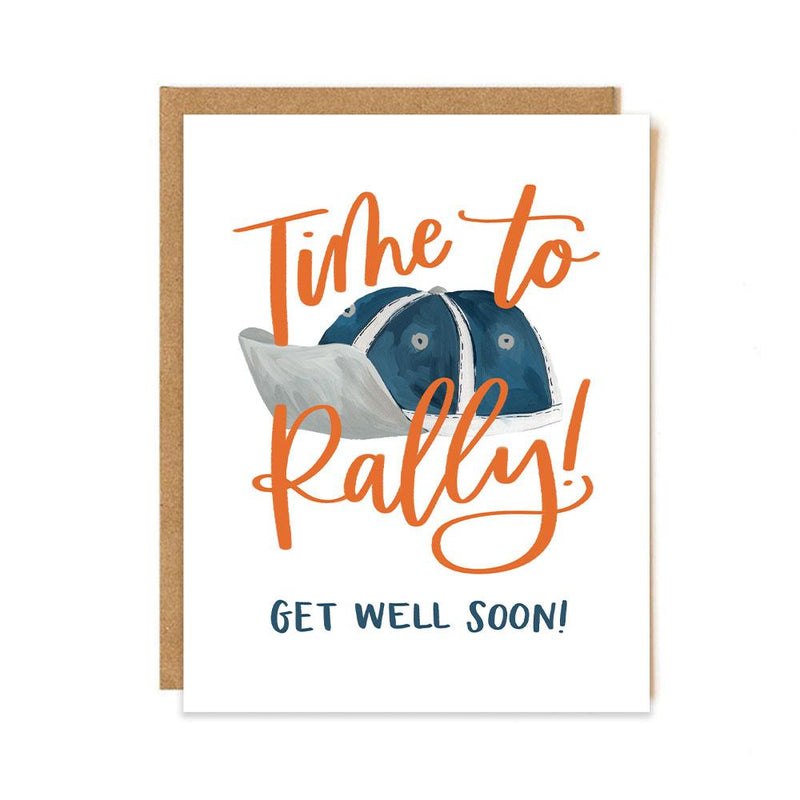 Get Well Rally