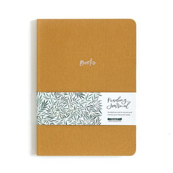 Reading Guided Journal
