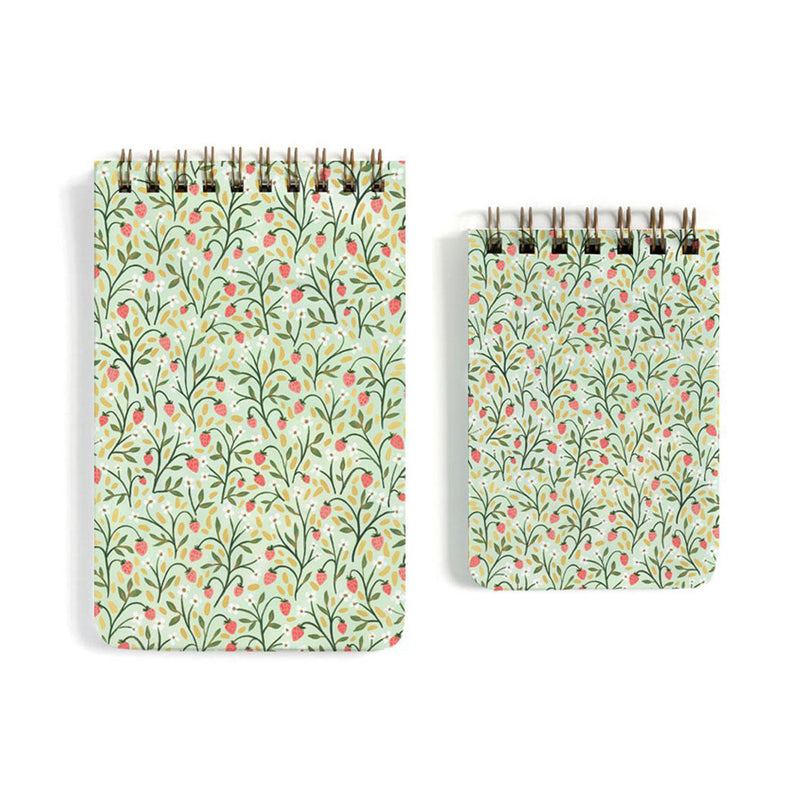 Strawberry Meadow Notebook