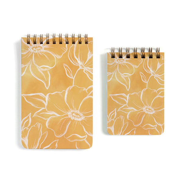 Golden Poppy Notebook
