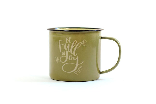 Campfire Mug :: Full of Joy