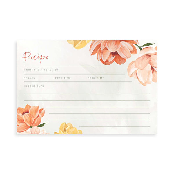 Petaluma Recipe Cards