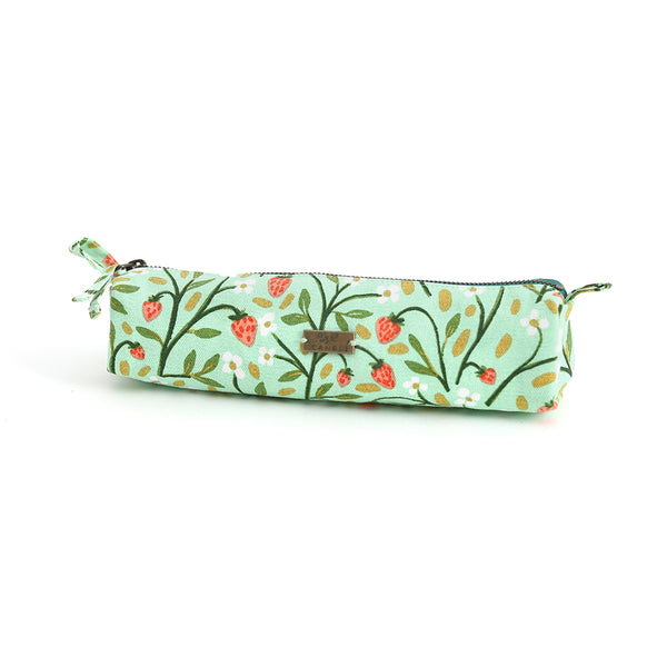 Strawberry Meadow Pencil Pouch