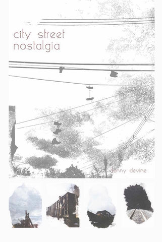 city street nostalgia book by danny devine