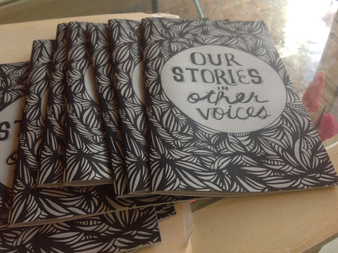 Our Stories In Other Voices by Atiya Jones