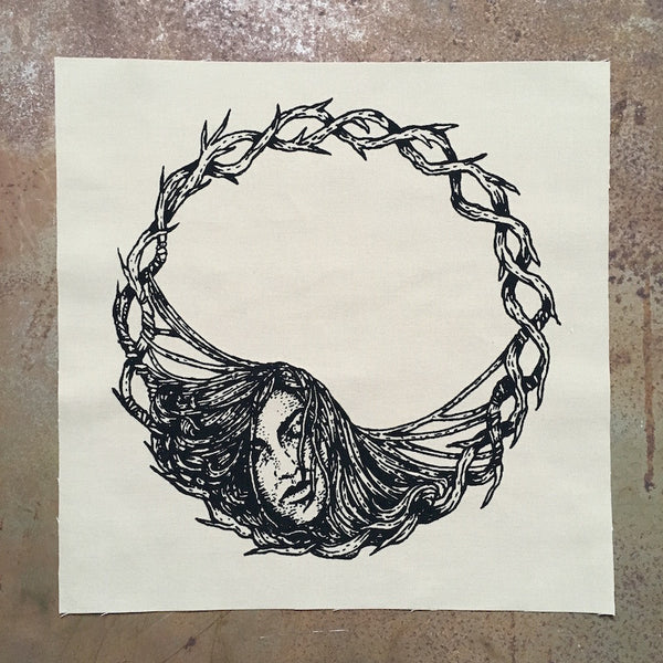 ROTTING WREATH PATCH