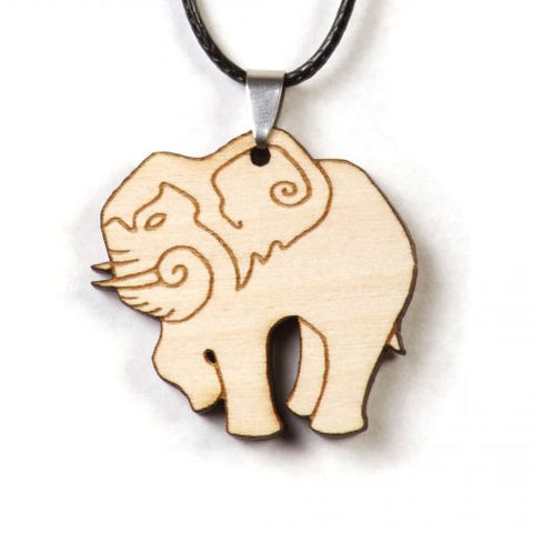 Elephant Dreams Pendant