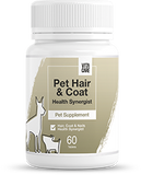 PET SUPPLEMENTS - Hair, Skin, Coat, Nails