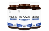 Colo-ease - Effective, Natural, Non-laxative Formula for Digestive Health and Regularity