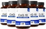 Vitacare Coenzyme Q10 Max. Absorption (Ubiquinol 100mg/softgel, 60ct/bottle)