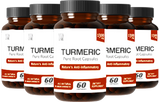 Turmeric Root (1000mg, Pure & Natural)
