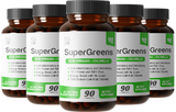 SuperGreens (50/50 Spirulina/Chlorella)