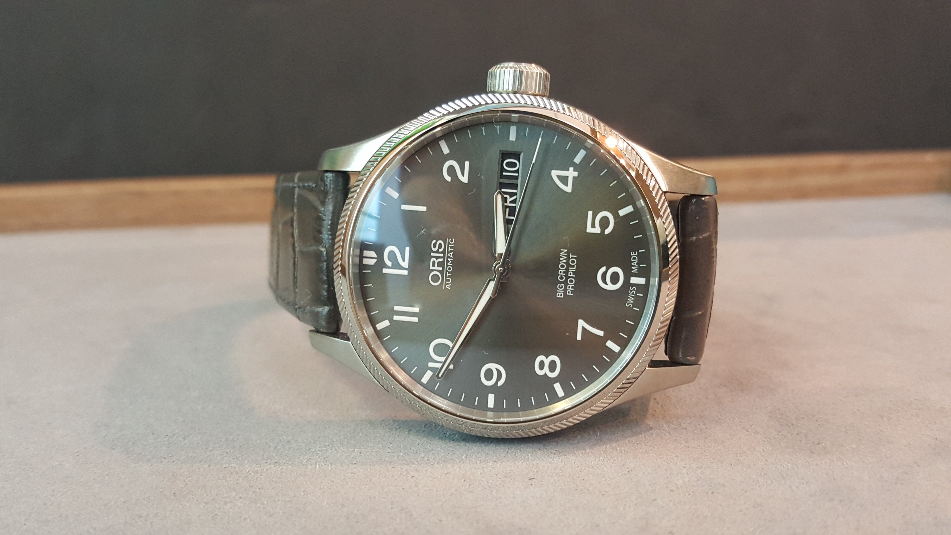 Oris and Aviation: More Than 75 Years of The Big Crown Pilot Watch