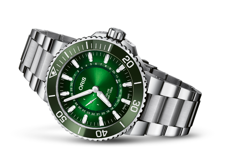 Oris Hangang Limited Edition Dive Watch
