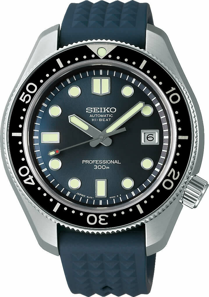 The 1968 Professional Diver's 300m Re-creation