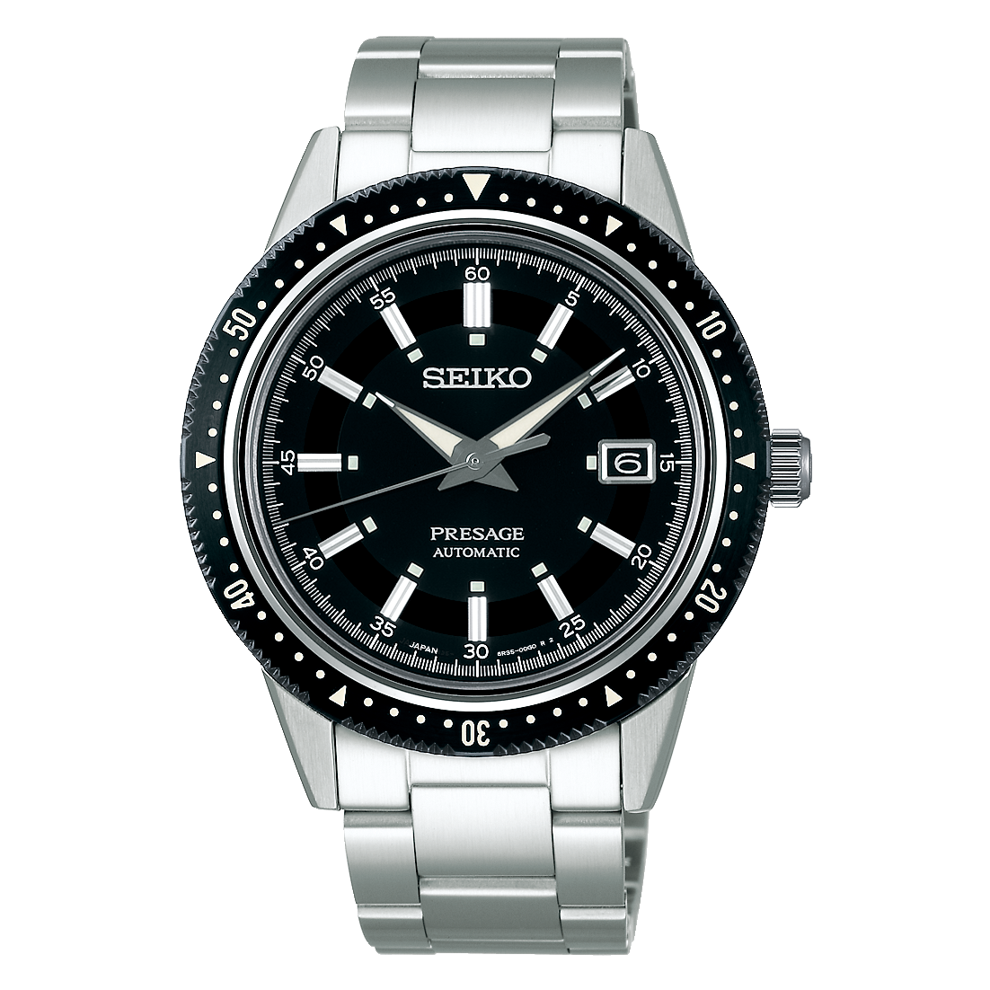 Seiko Presage SPB131 Black Dial Limited Edition 1964