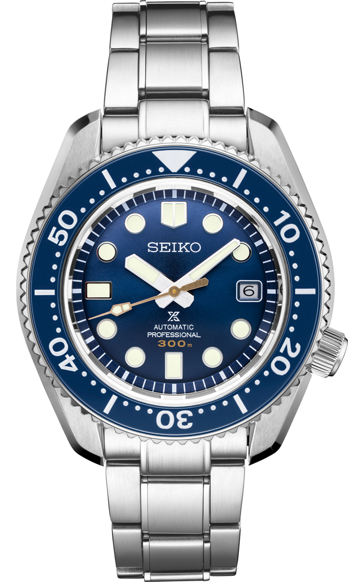 The Seiko Prospex Dive SLA023
