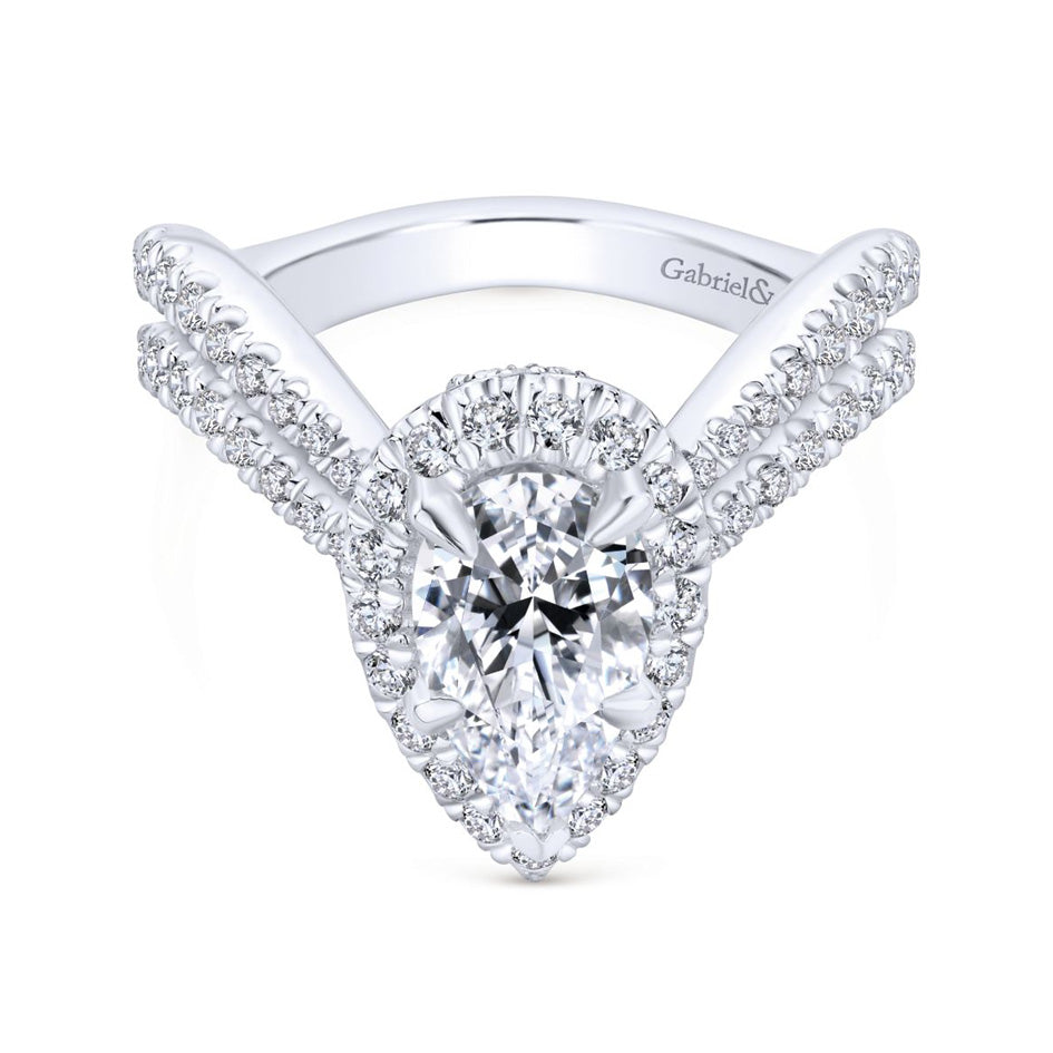 2019 Engagement Ring Trends - Fancy Cut Diamonds