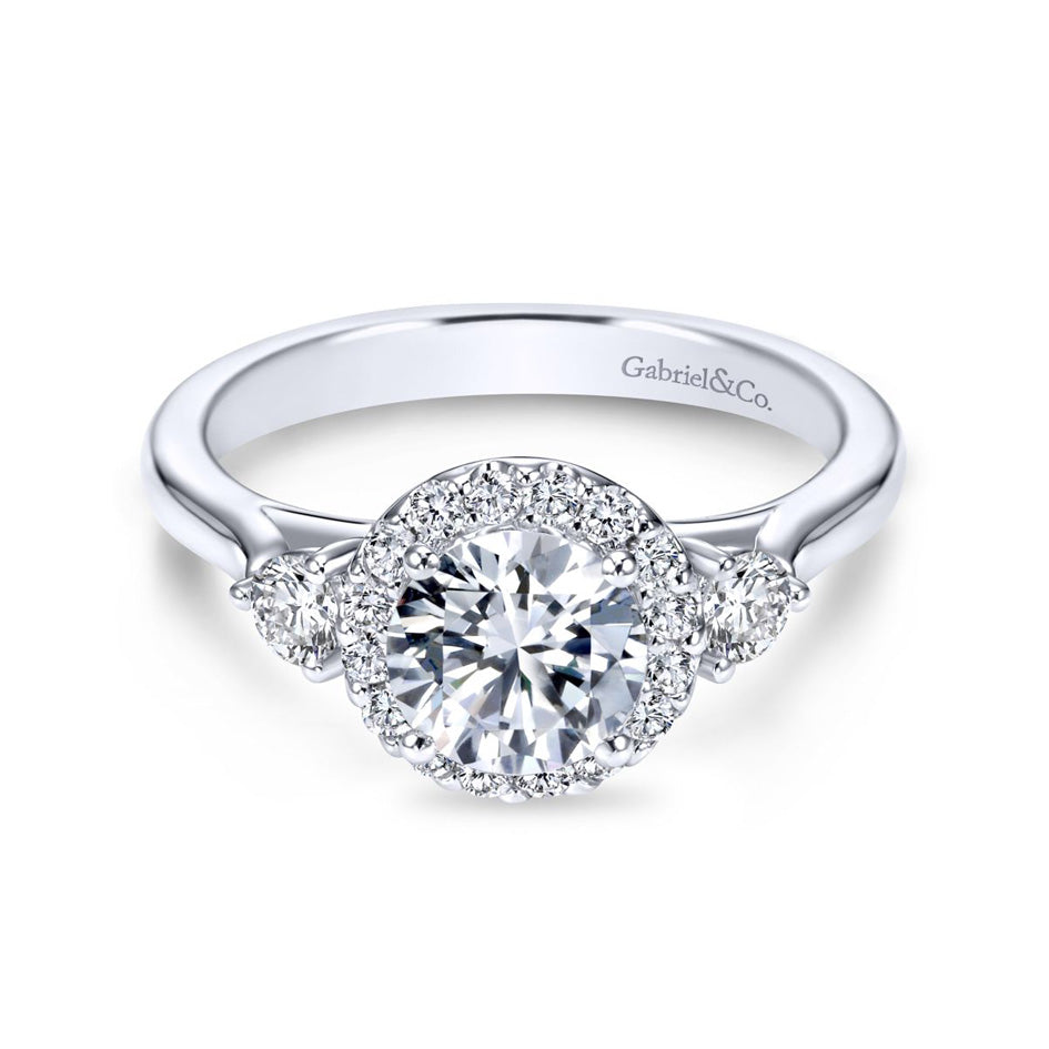 2019 Engagment Ring Trends - Multi-Stone Rings