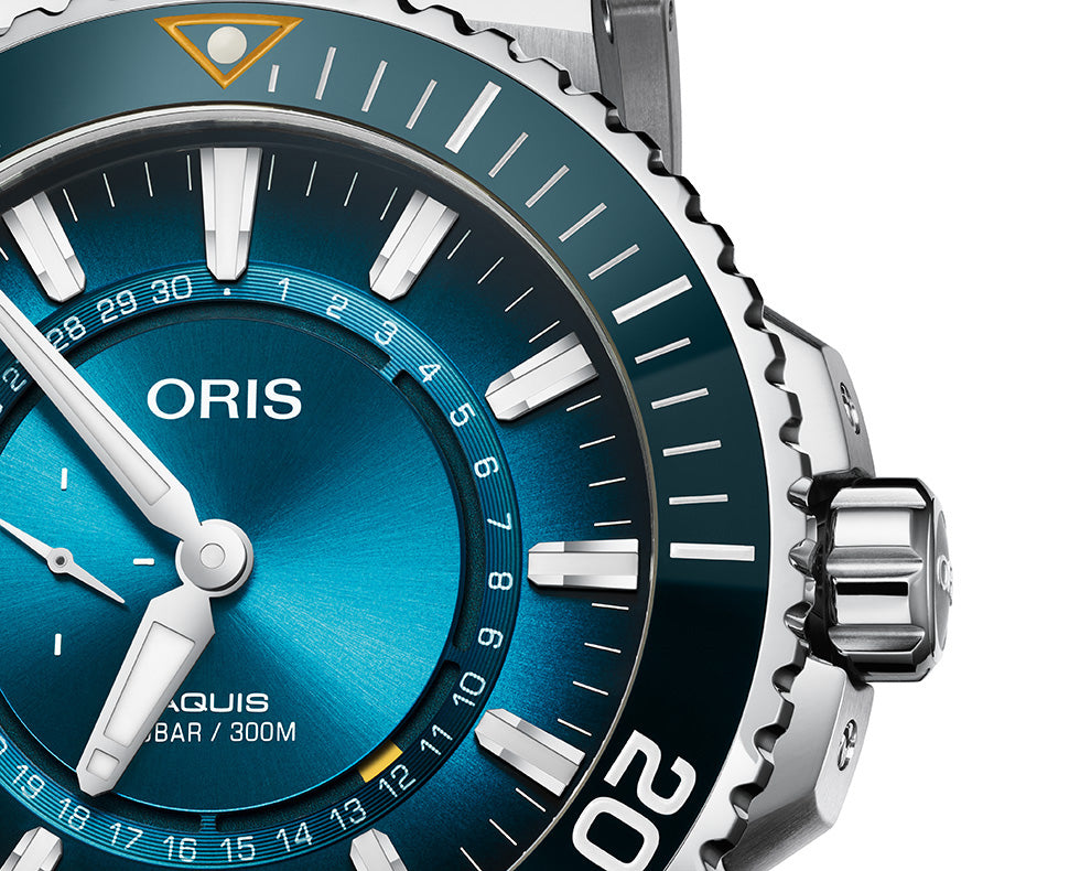 The Oris GREAT BARRIER REEF Limited Edition III
