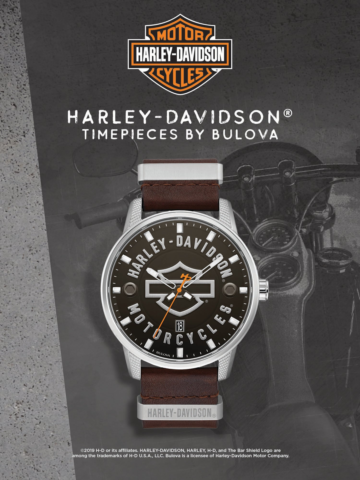 Harley-Davidson Watches and the Story behind the Motorcycle Company