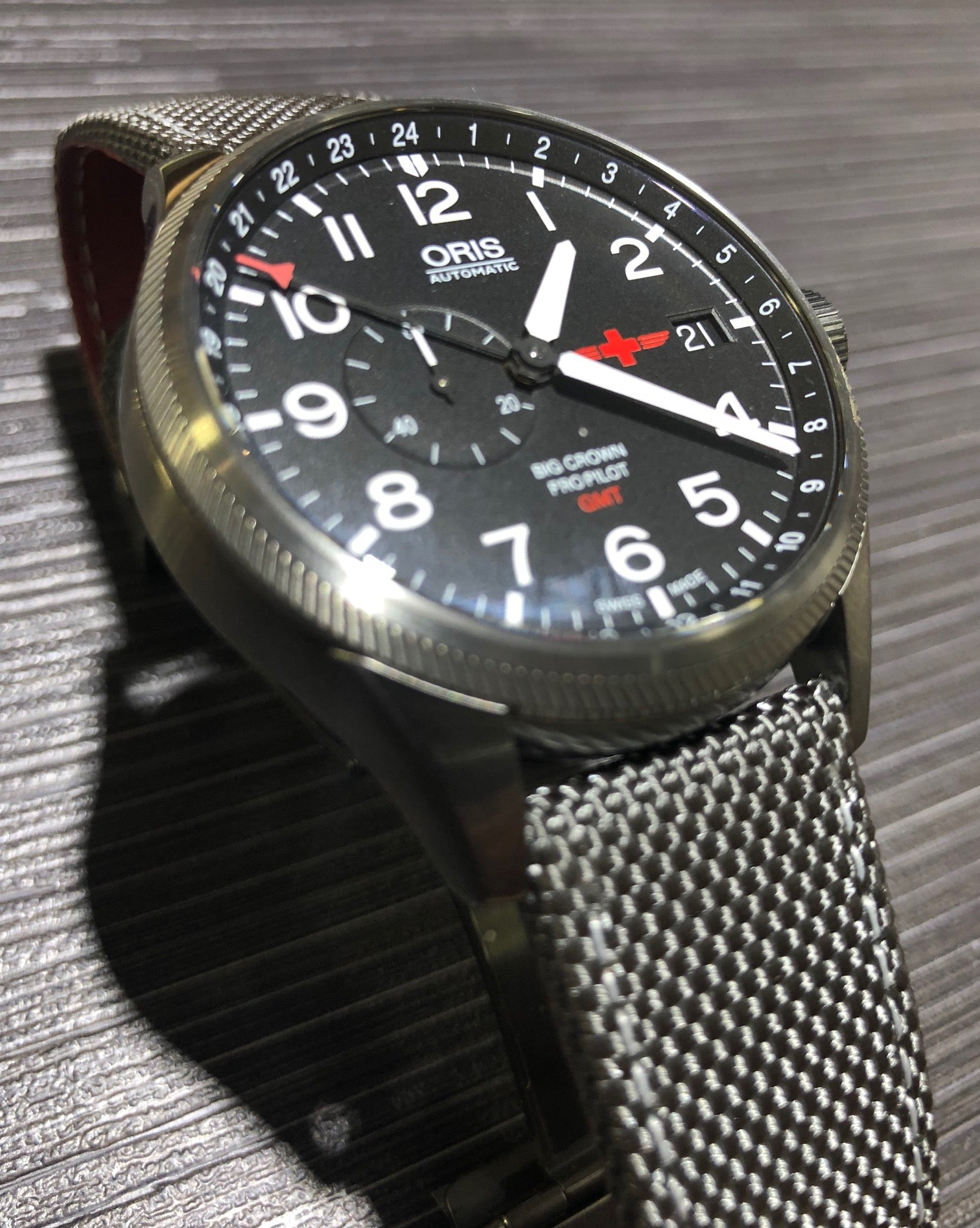 Oris Helps Save Lives With the GMT Rega Limited Edition