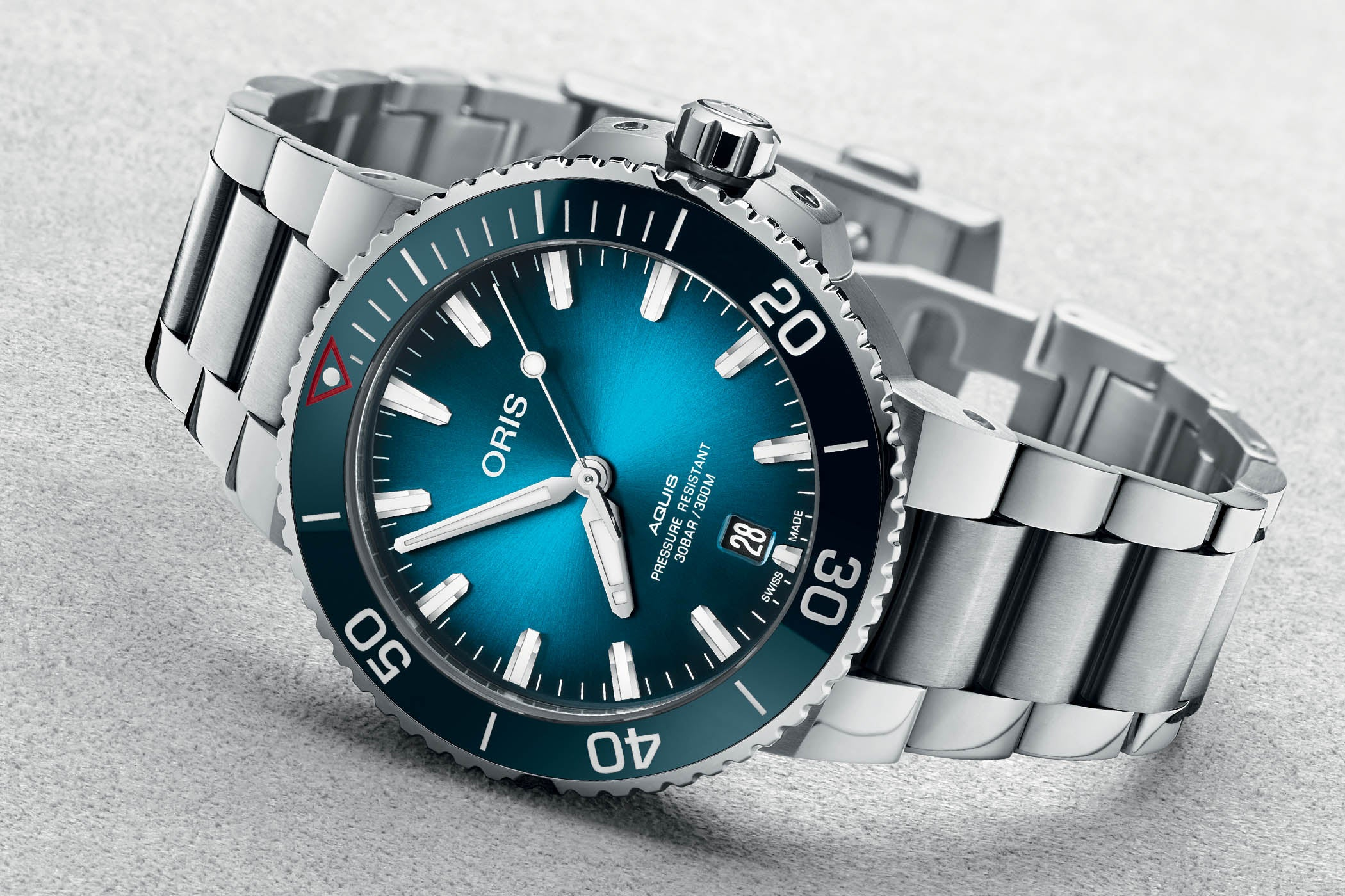 Oris Clean Ocean Limited Edition Watch