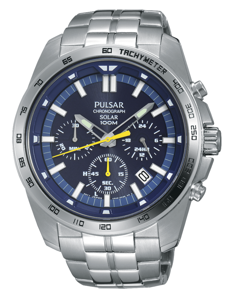 For the Love of Pulsar Watches