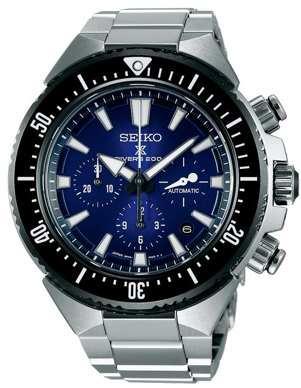 A Review of the Seiko Transocean Marine Master Dive Watch SBEC003