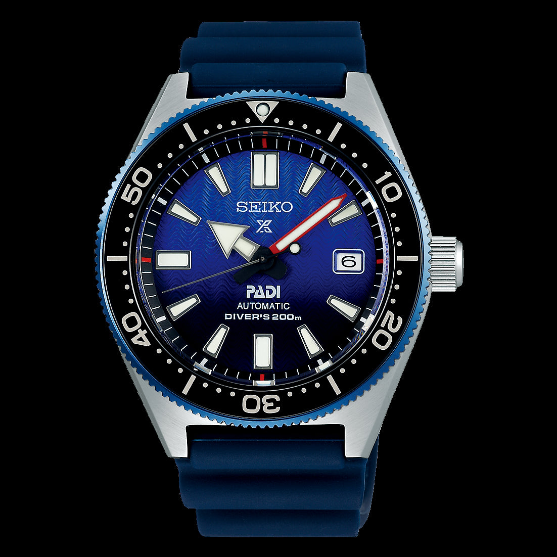 The Seiko PADI Gradient Prospex SPB071 Dive Watch