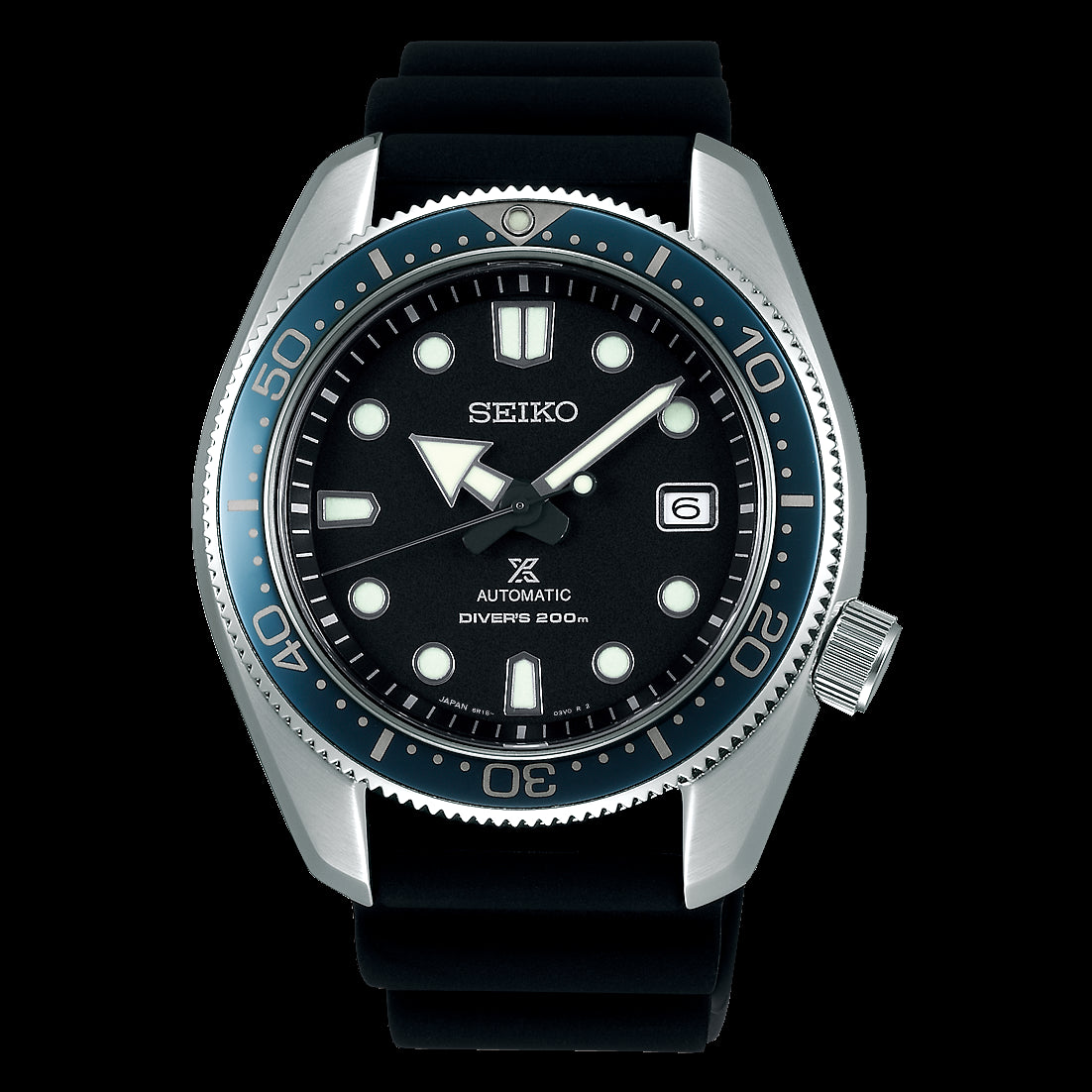 The Seiko SPB079 Prospex Dive Watch